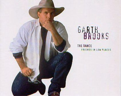 Learn To Play The Dance By Garth Brooks Guitar Chord Chart