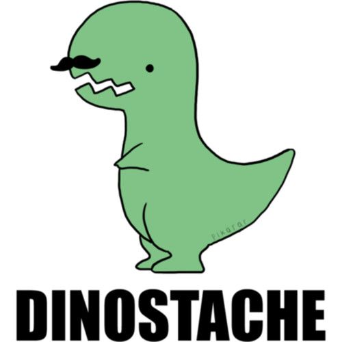 Dinostache! :{D