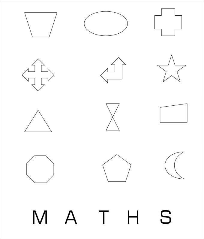 Printable Worksheets free visual perceptual worksheets : Sample Rotational Symmetry Worksheet | 17 Free PDF, Powerpoint ...