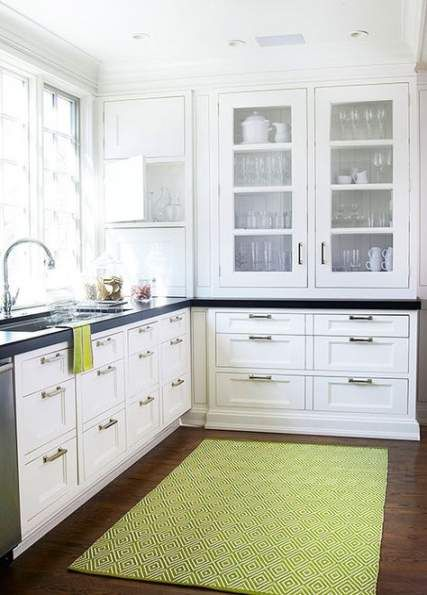18 trendy kitchen corner drawers appliance garage ...