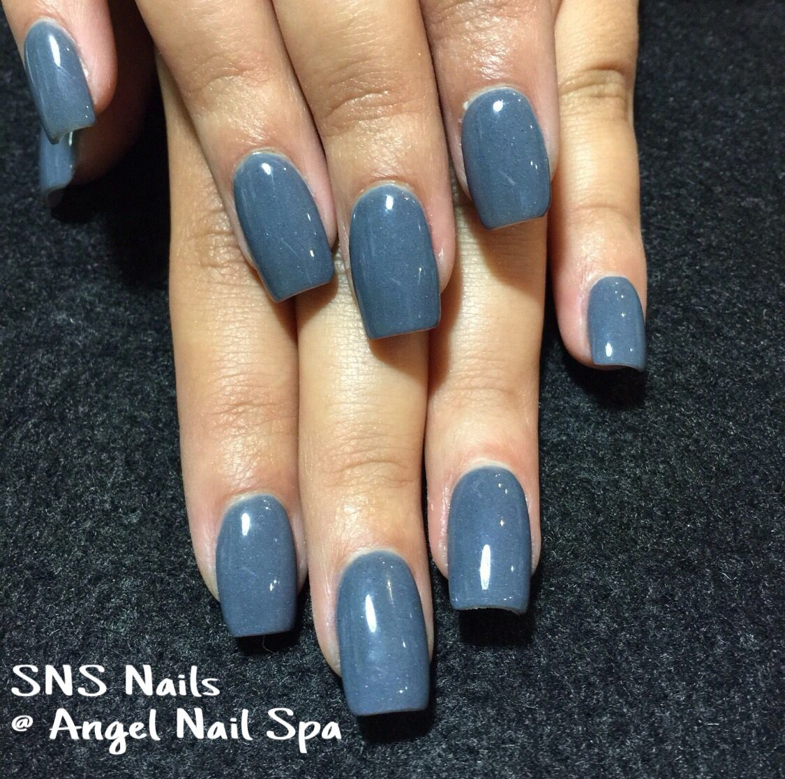 SNS nails (dipping powders ) . Not gel, not acrylics, but last ...