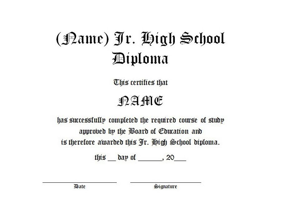 Image result for high school graduation certificate wording | Smart ...