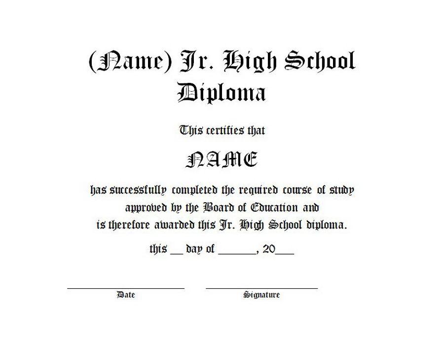 Image result for high school graduation certificate wording - certificate wording