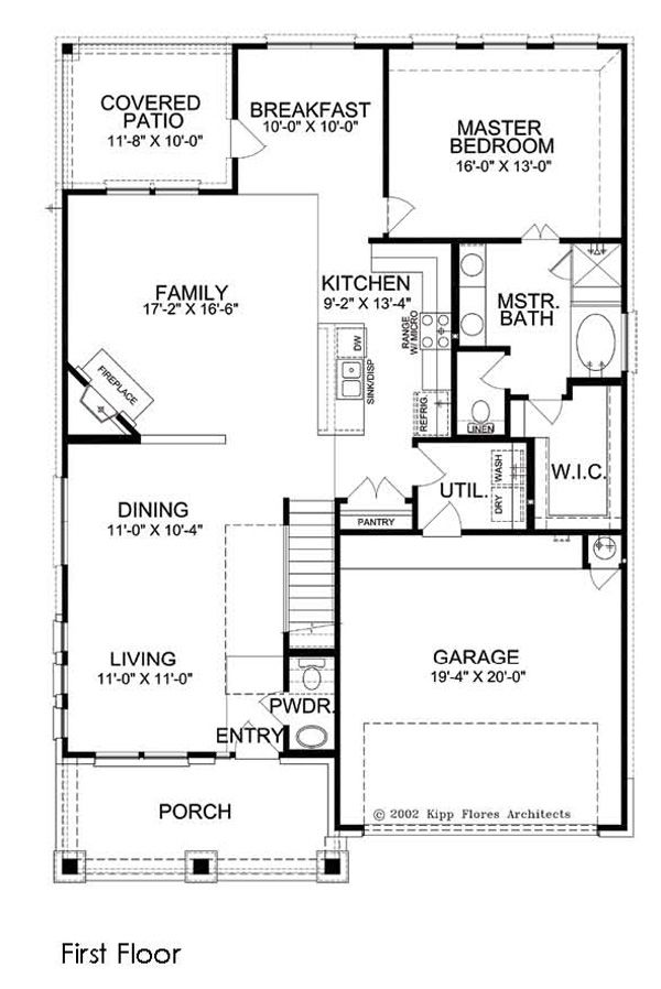Sisterdale plan by centerra homes at sienna ranch for Garage extension plans
