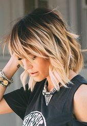2019 #coiffure #coiffures #true #simples - Damenmode - #Coiffure #coiffures #Damenmode #simples #True #easyshorthairstyles