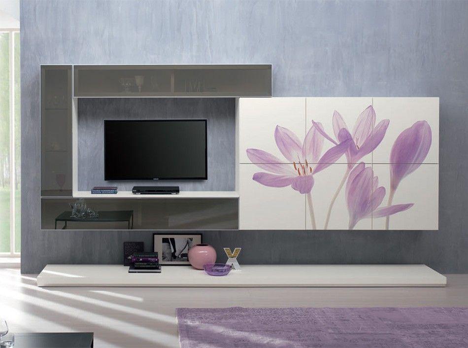 Bimax Mobili ~ Lc mobili modern wall unit line חדר משפחה