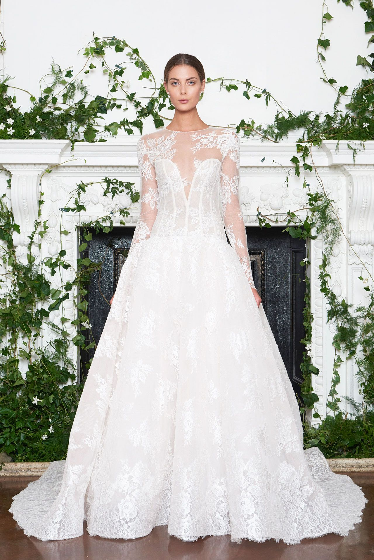 These brand new wedding gowns are insanely breathtaking monique