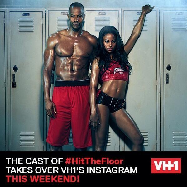Hit The Floor Season 2 Hit The Floors Celebrity Style Celebrities