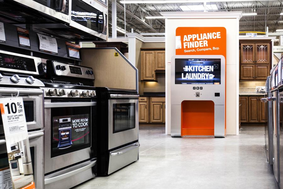 home depot Home appliances, Home depot, Kitchen