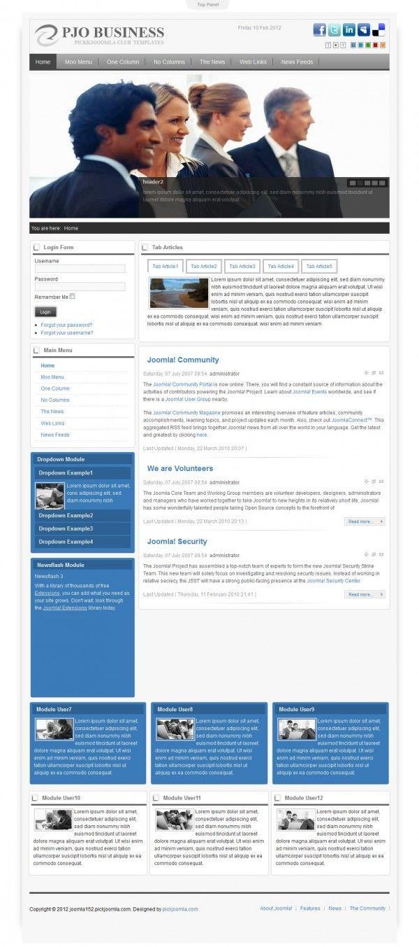 Pjo business 600x1353 pjo business joomla templates website pjo business 600x1353 pjo business joomla templates flashek Images