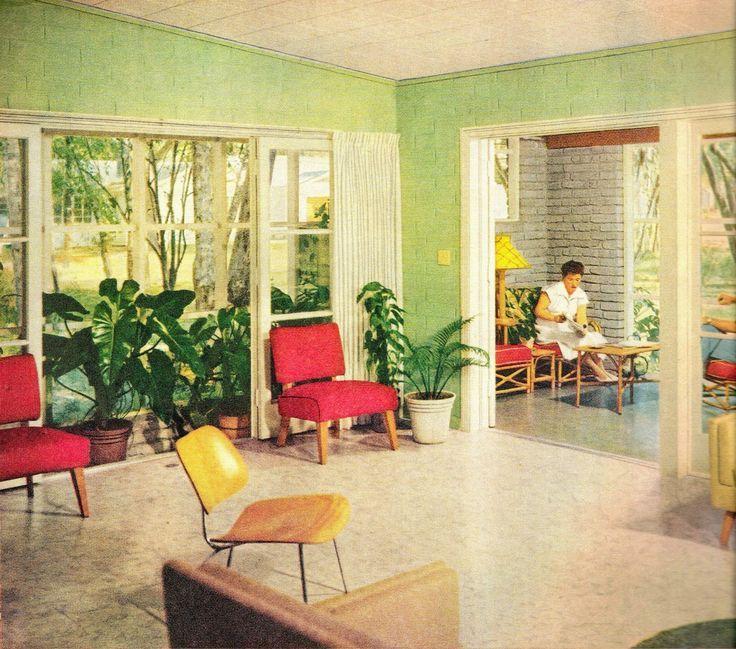 21 Beautiful Mid Century Modern Living Room Ideas | Mid century ...