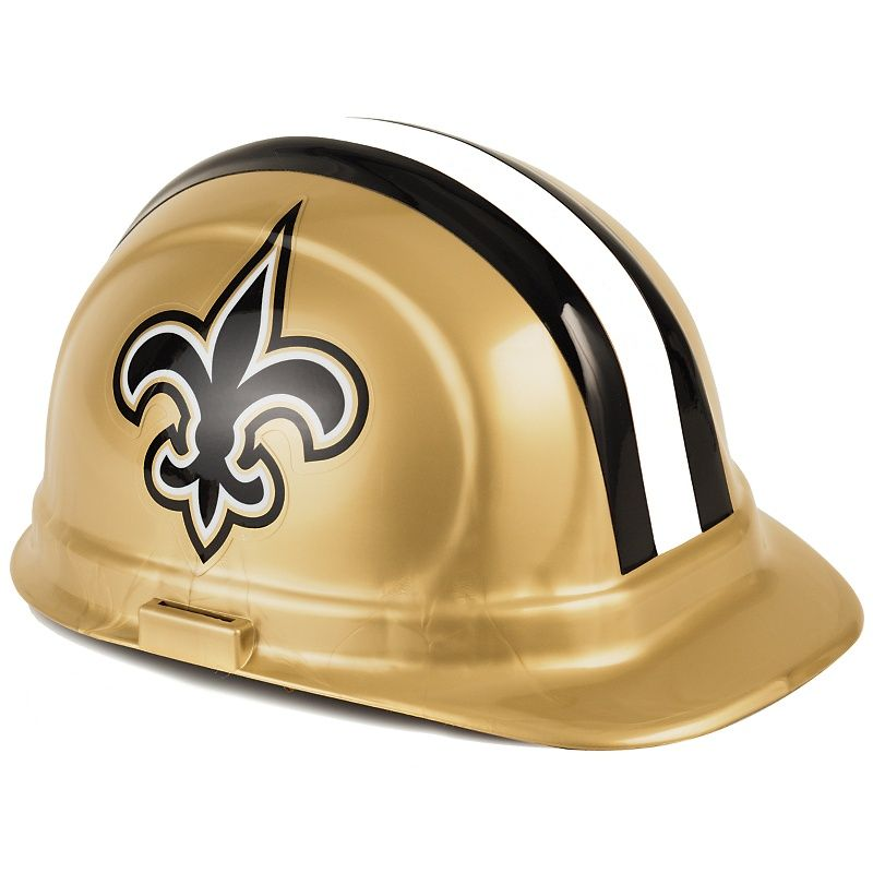 NFL Team Hard Hat - Saints!!