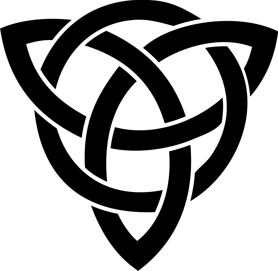 12182010g 11221094 krperkunst pinterest the celtic trinity knot is a very simple but powerful symbol and very suitable for a tattoo it is a triangle knot the 3 corners have various meanings buycottarizona Image collections