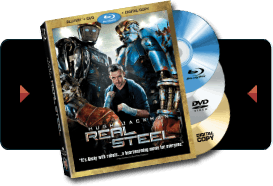 Real Steal on DVD -- Read review here: http://www.inspiredbysavannah.com/2012/01/arriving-on-blu-ray-and-dvd-todayreal.html
