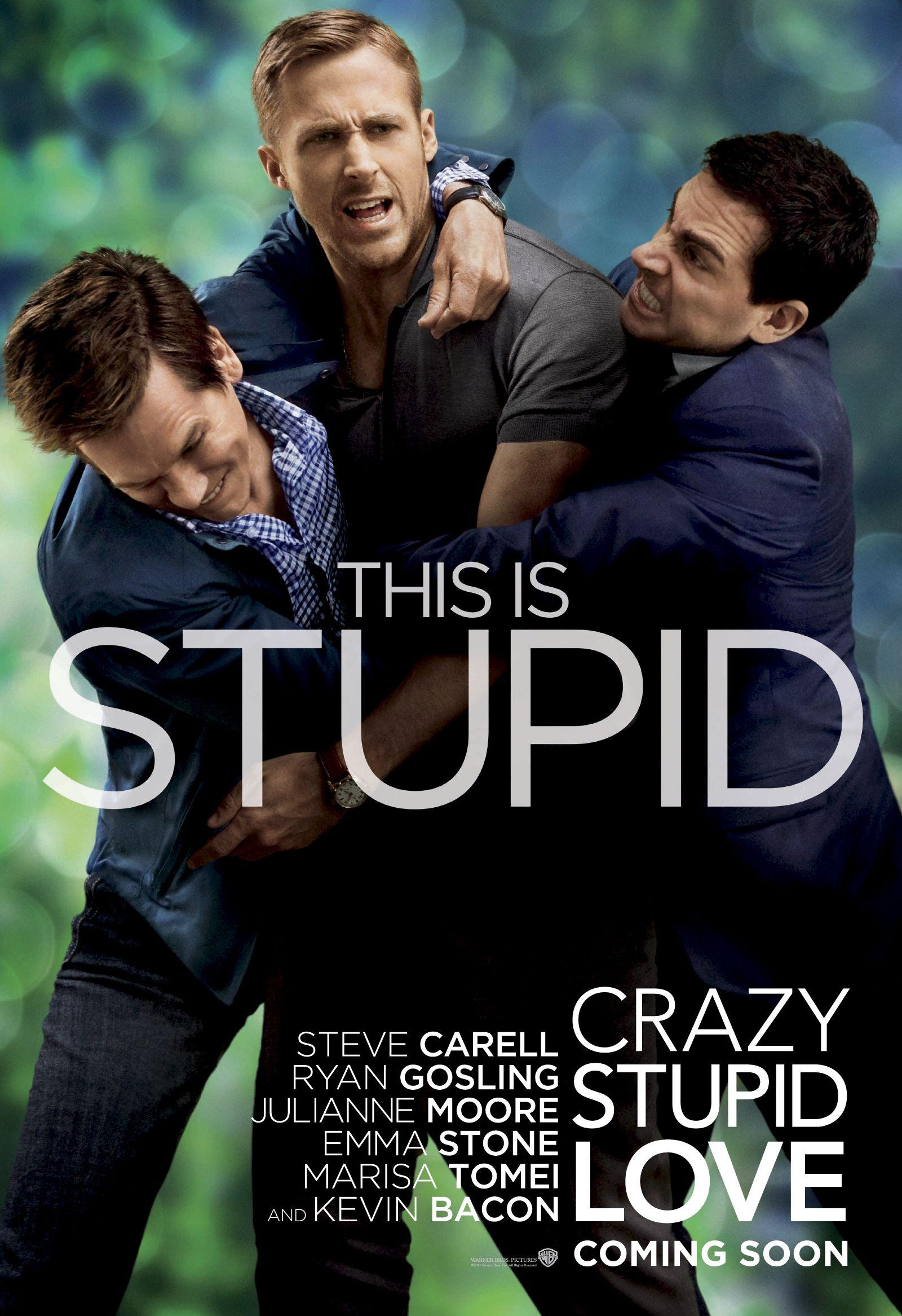 Crazy Stupid Love Movie Posters Crazy Stupid Love Movie Crazy