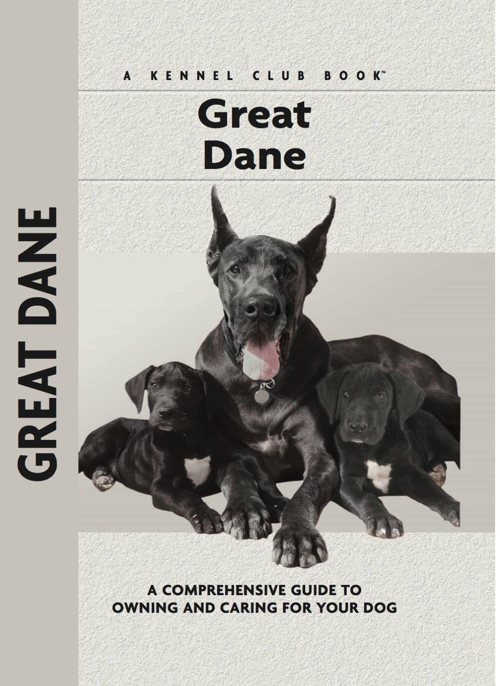 Great Dane Ebook Great Dane Dog Books Great Dane Kennels