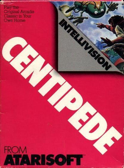 Centipede(Intellivision)