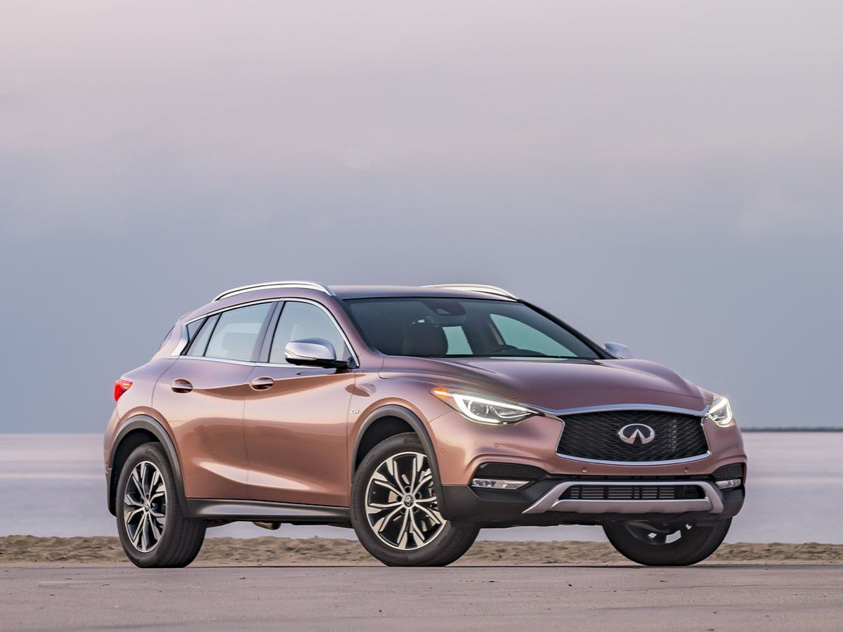 2018 Infiniti Qx30 Premium Ownership Review With Images Small
