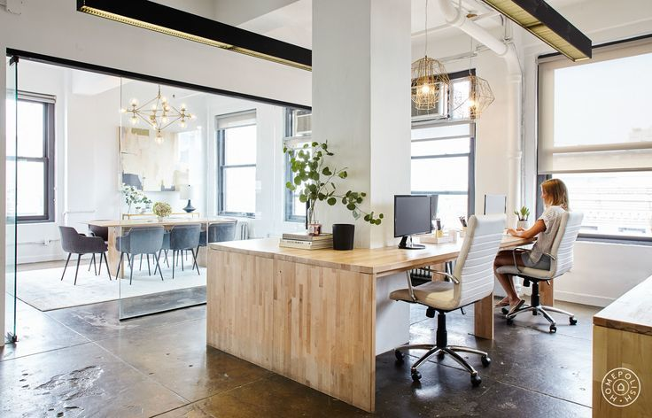 Tour karlie kloss boss office spaces