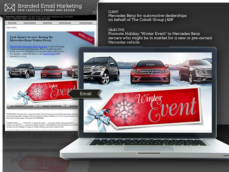 Automobile Mail: Pin By Promo And Design On Automotive Email Marketing