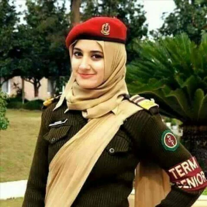 Female pictures doctors army pak pictures most