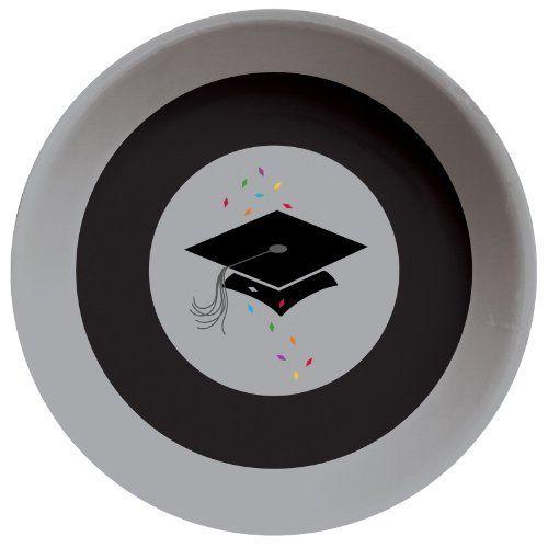"Grad Style Graduation 12"" Plastic Bowl by Creative Converting. $1.99. Includes (1) - 12"" plastic bowl."