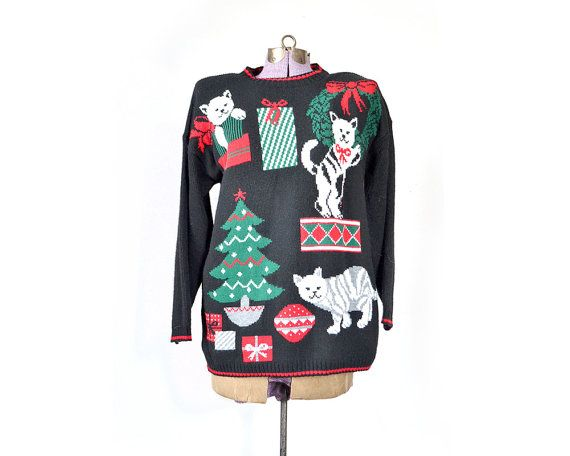 Light Up Ugly Christmas Sweater Women Tacky Christmas