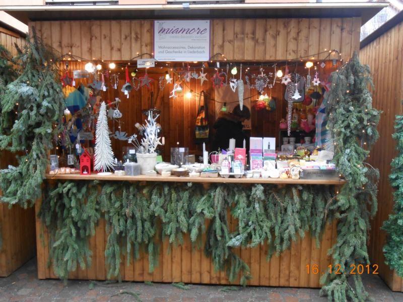 Impressionen vom Weihnachtsmarkt