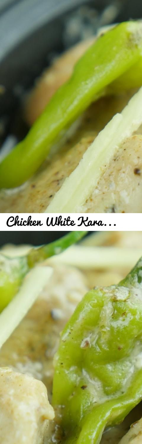 Chicken White Karahi Recipe By Food Fusion Tags Food Fusion