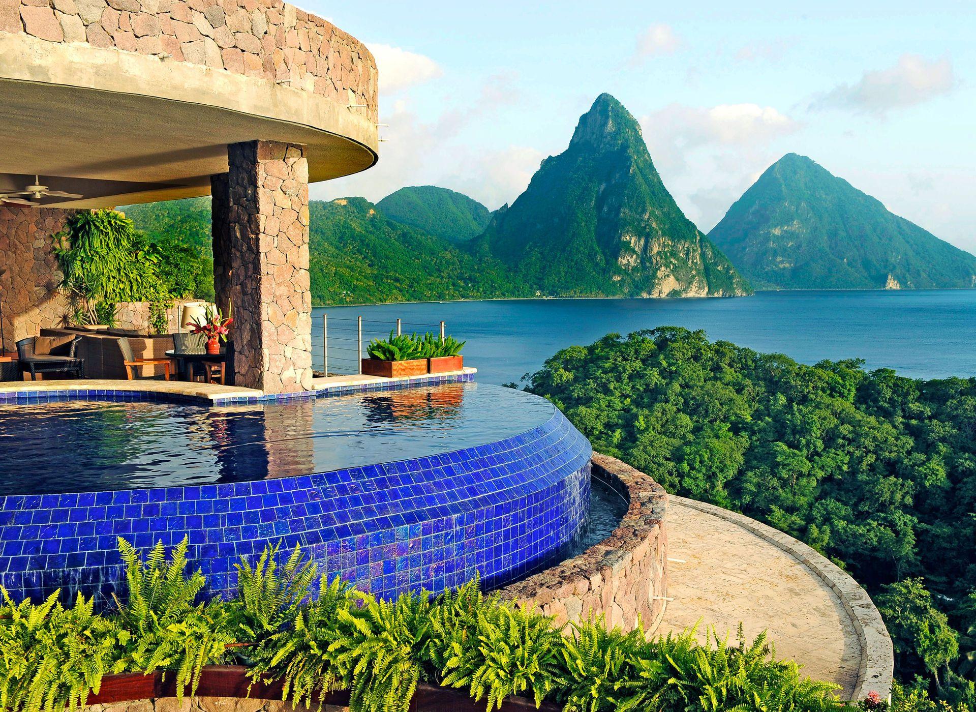 Best Hotels In St Lucia Jetsetter