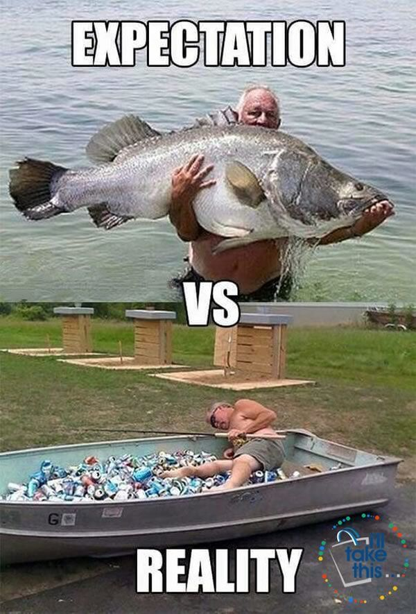 Sound S Familiar Fishing Humor Fishing Memes Funny Fishing Memes