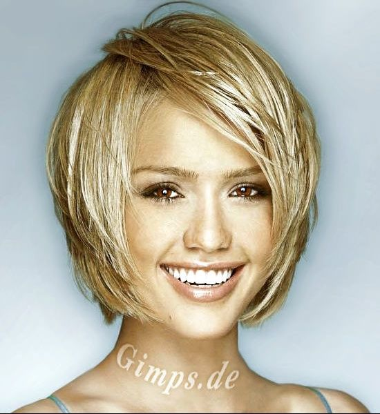 coupe menton carree Cute hairstyles for short hair