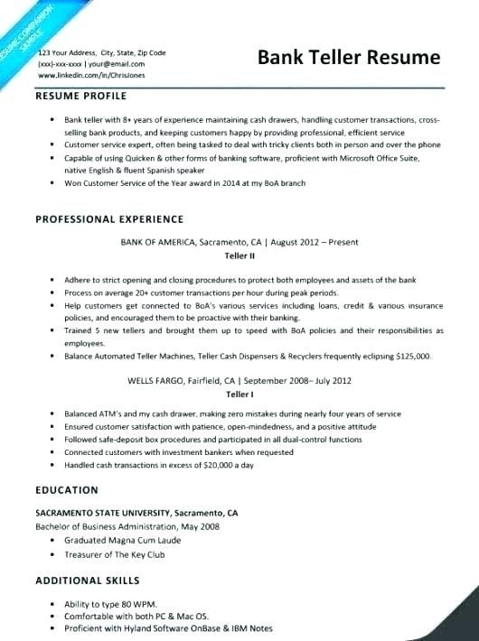 building a resume tips
