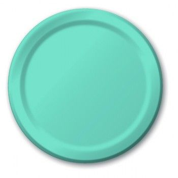 aqua paper plates  sc 1 st  Pinterest & aqua paper plates | Little Mermaid | Pinterest