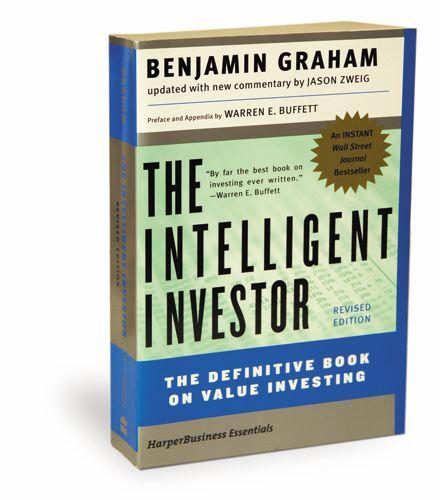 The Intelligent Investor Investors Benjamin Graham