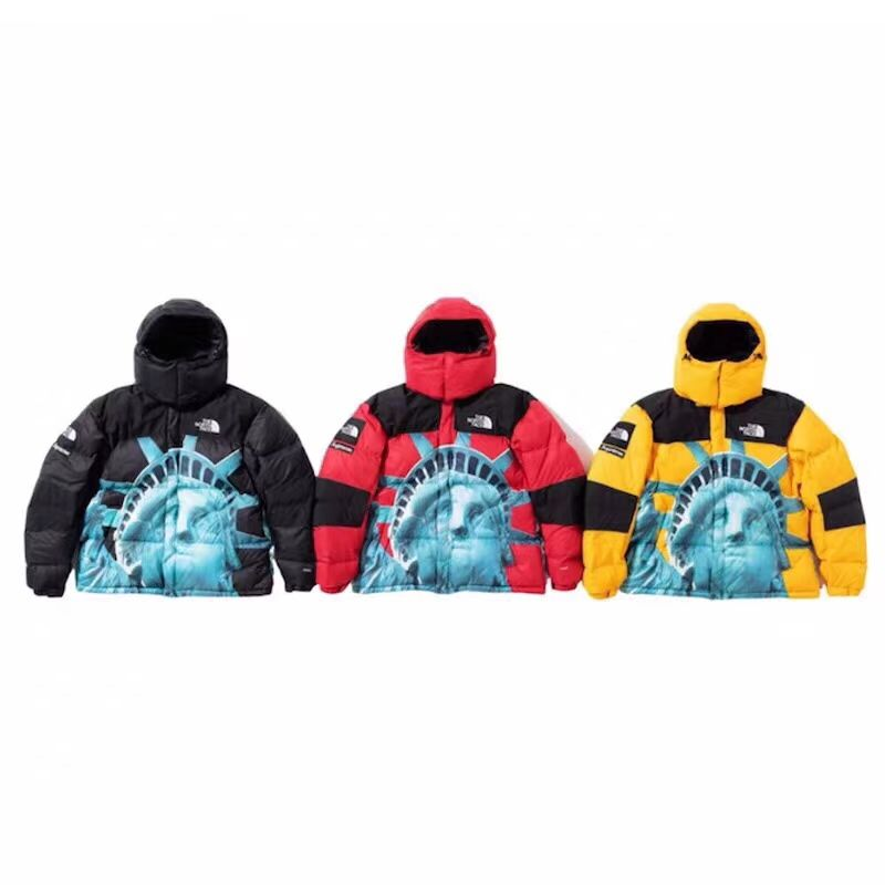 The North Face Statue Of Liberty Mountain Jacket Collection Maneuvering Your Way Through The Icy Streets Stayin With Images The North Face North Face Sweater Hot Hoodies