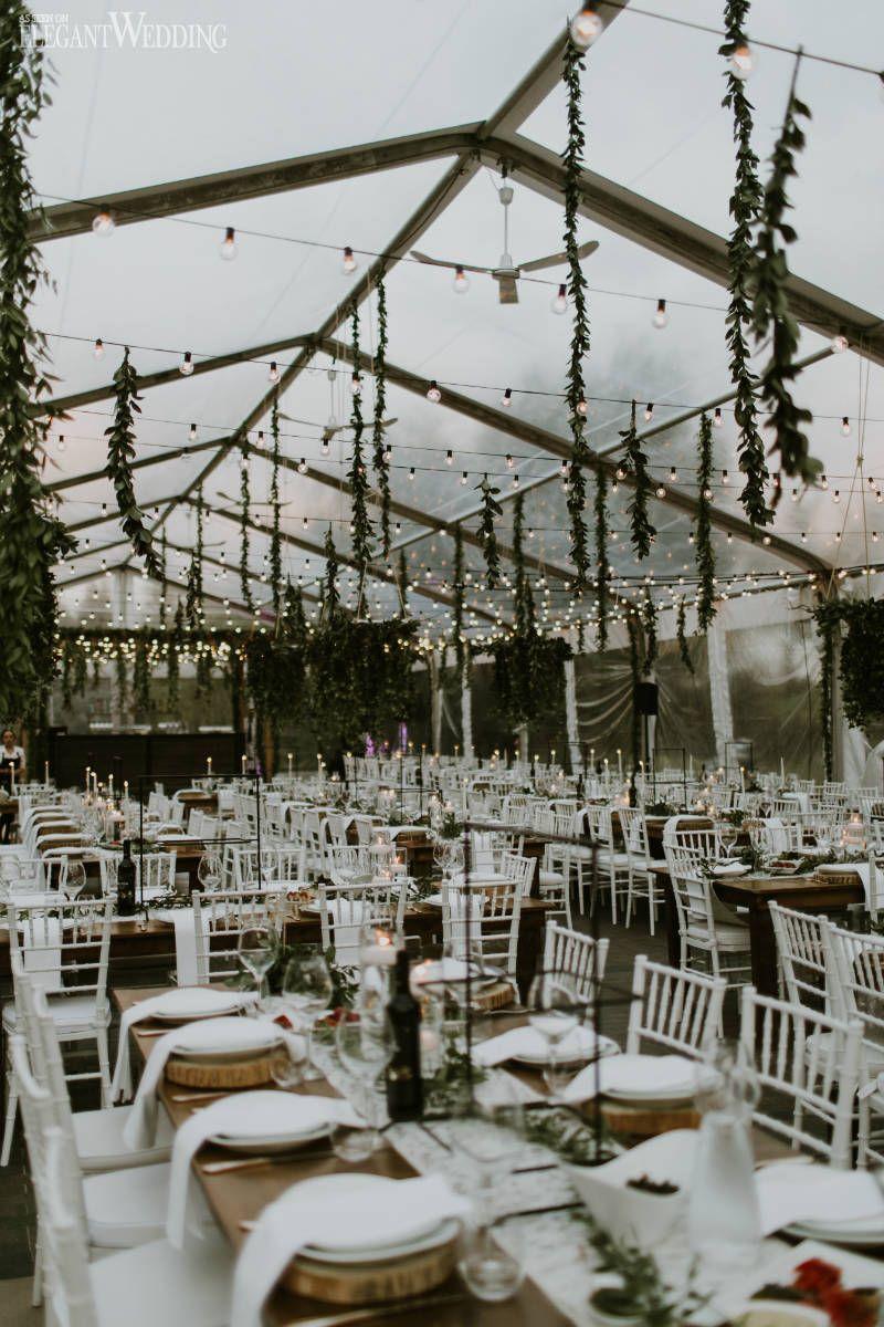 A Whimsical Indoor Garden Wedding Indoor Garden Wedding