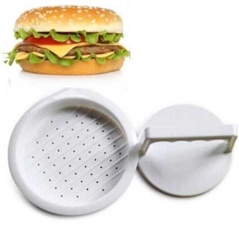 1Set Kitchen Cooking Tools Mini Hamburger Meat Press Burger Maker