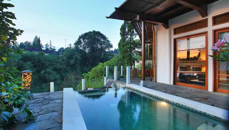 Novus Giri Resort Spa Pemandangan Hotel