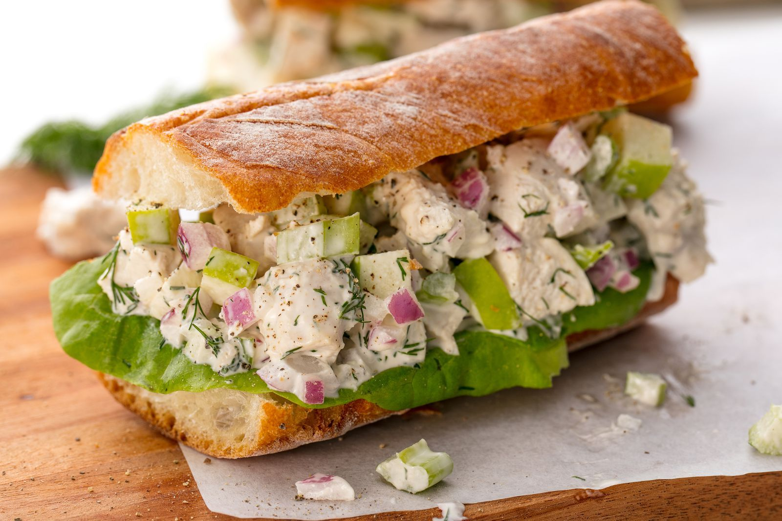You Can T Beat This Classic Chicken Salad Sandwich Recipe Chicken Salad Sandwich Recipe Chicken Salad Recipes Chicken Salad Sandwich