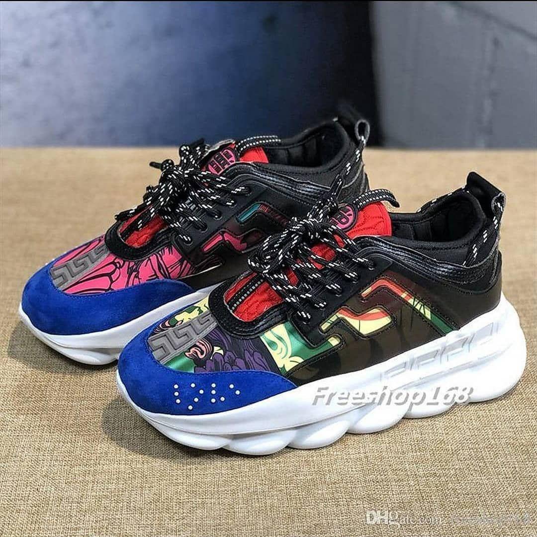 ✴️Edición Especial✴️ |Zapatos Versace Gama Alta| ✴️Calidad 1.1 de Alta Gama ✴️ Excelente Calidad ✖️U...