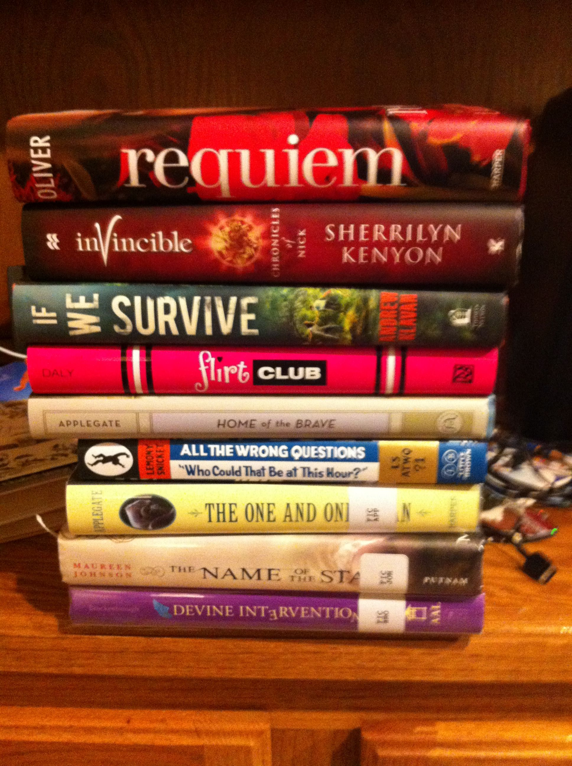 Spring Break Reading Challenge We Will See How Many I Can