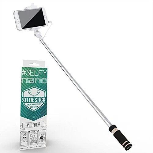 Voltaa Selfy Nano Selfie Stick Black For Rs 199 Online