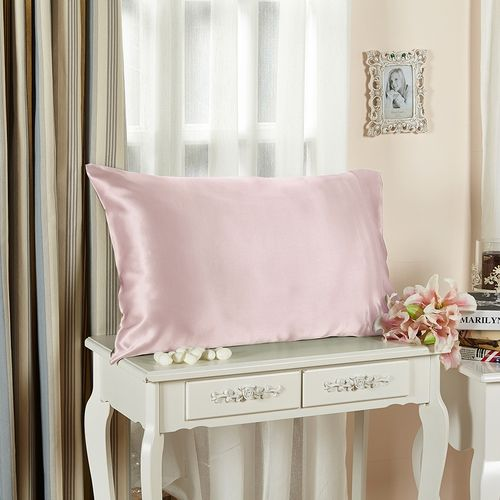 19 Momme Terse Silk Pillowcase Pillow Cases Mulberry
