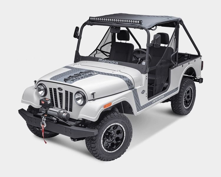 Mahindra Roxor Offroad Vehicle Vehicles Jeep Offroad