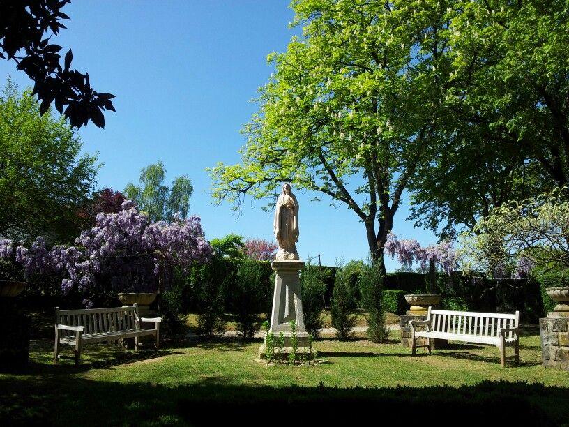 Jardin du Château des Milandes