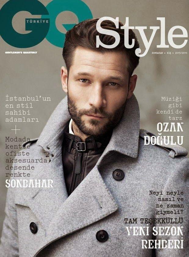 The Gossip Wrap-Up!: Coverin' It: John Halls on GQ Style Turkey