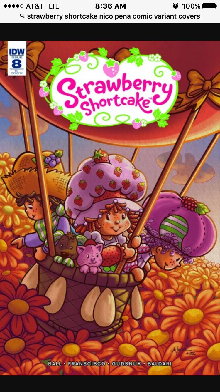 Pin de Ramona Trenzel en 2014 & On Strawberry Shortcake Collections ...