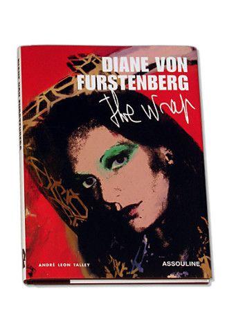 The DVF Wrap Book | Diane von furstenberg, Dvf wrap, Diane von