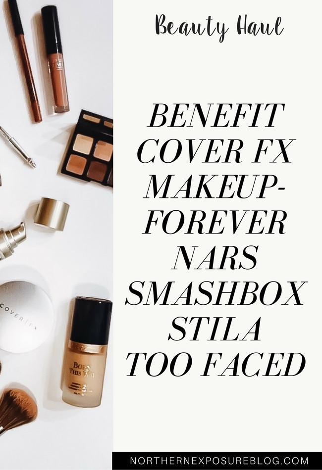 Sephora Haul Benefit, NARS, Stila & More Sephora haul